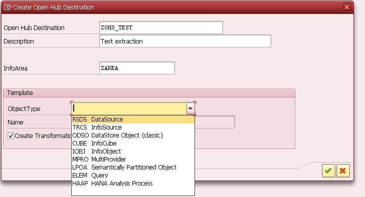 Extract data from SAP BW to Tableau Server - VirtDB
